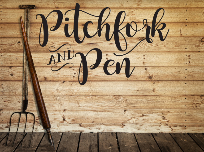 Pitchfork and Pen—Critter Not